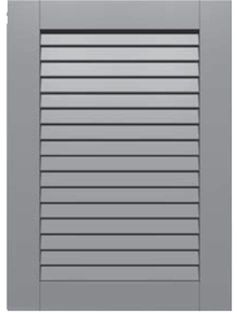 louvered cabinet door custom painted louver cabinet doors custom painted or