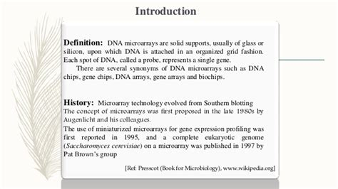 multiplex definition microarray