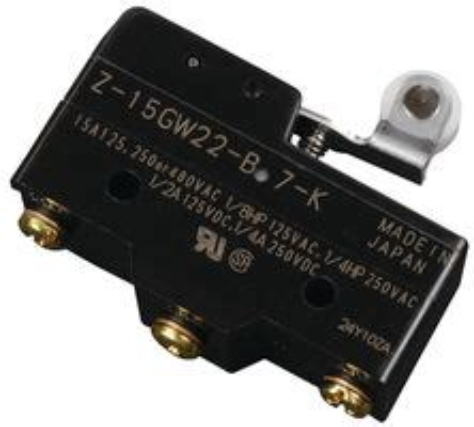 Limit Switch Omron Z 15gw22 B Z 15gw22 B7 K Omron Z15gw22b7k Datasheet