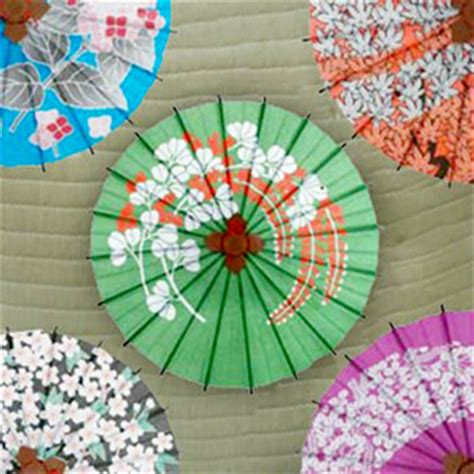 Japanese Paper Craft Ideas - japanese paper craft umbrella for sale