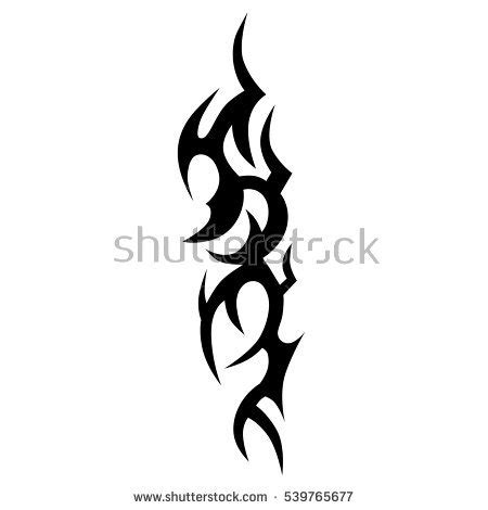 tribal tattoos vector tribal stock images royalty free images vectors