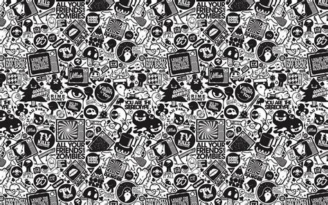 wallpaper garskin tribal hitam putih warna hitam putih gambar hd wallpaper desktop layar lebar