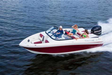 boat dealer loans tahoe boats runabout boats 2016 550 ts outboard photo