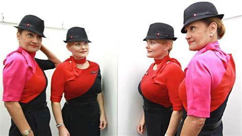qantas cabin crew in new qantas stuff