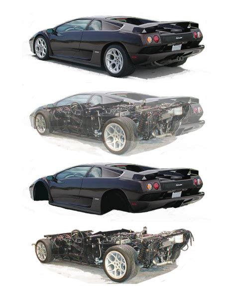 Duplicate Lamborghini Lamborghini Replicas Built Exotics