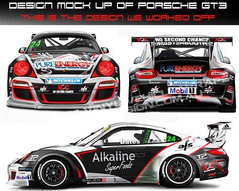 Racing Sticker Design by 8 Best Images Of Porsche Car Design Porsche Supercar