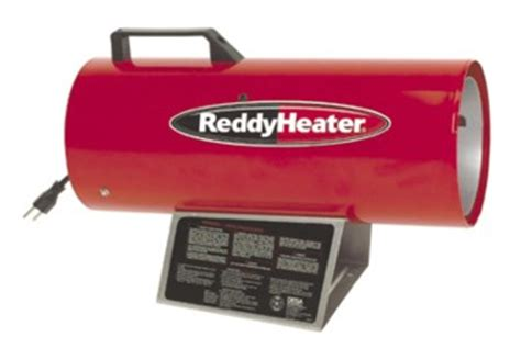 reddy vent  gas burning blue flame forced air