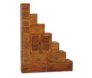 indoor furniture bali stair cabinet kagu style