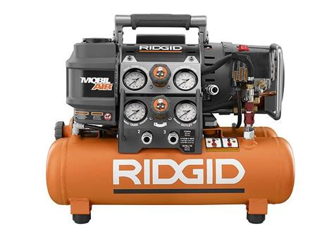 this free air compressor be configured for several air powered work situations two of