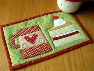 free mug rug patterns coffeeandcakemugrug 1