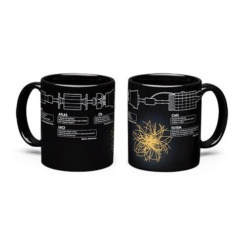 Higgs Boson Heat Change Mug