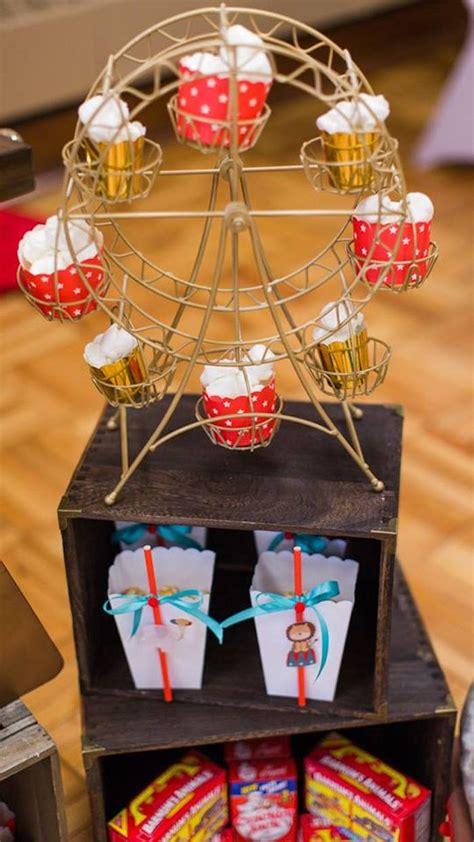 karas party ideas vintage circus birthday party karas party ideas
