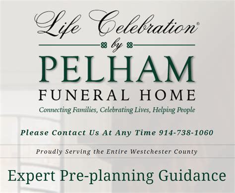 pre planning a funeral in new rochelle ny and surrounding