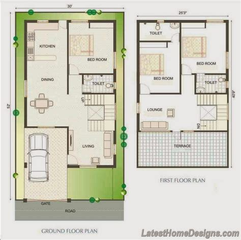 3bhk house design plans duplex house in hyderabad images