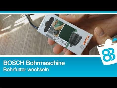 Bohrmaschine Bohrfutter Wechseln by Multimaxbrot Teil 1 Doovi