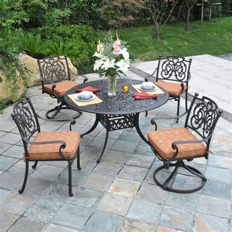 Patio Furniture Hanamint St Augustine Dining