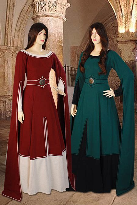 Handmade Renaissance Costumes - cotton dress no 98 129 50 usd
