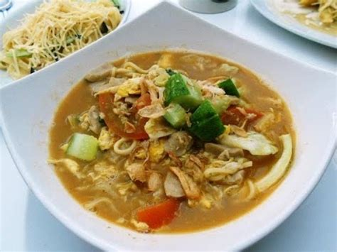 membuat mie udang mee rebus sungai dua sungai dua gravy noodles doovi
