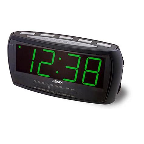 am fm alarm clock radio 6752852 hsn