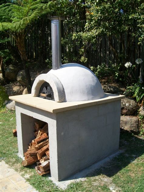 backyard oven outdoor oven outdoors cing pinterest