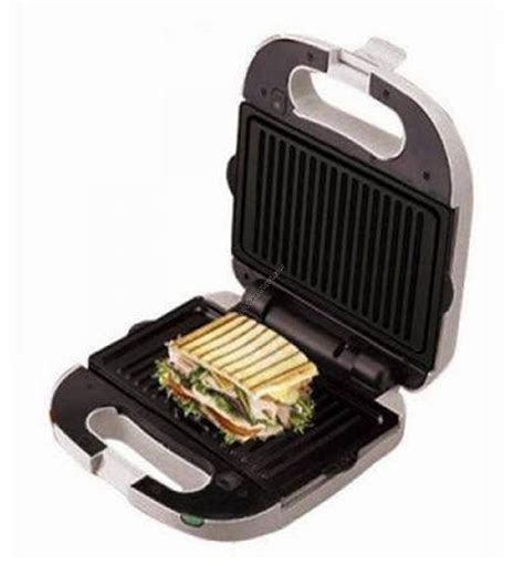 Toaster Sandwich kenwood sm 650 sandwich toaster black by kenwood sandwich makers and grills