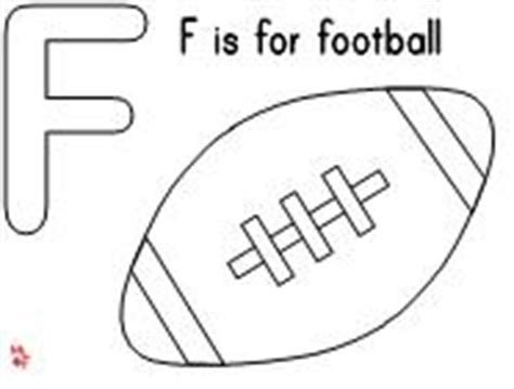 dltk football coloring page fun learning printables for kids