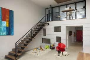 Single Story House Plans With Basement petit bureau dans mezzanine