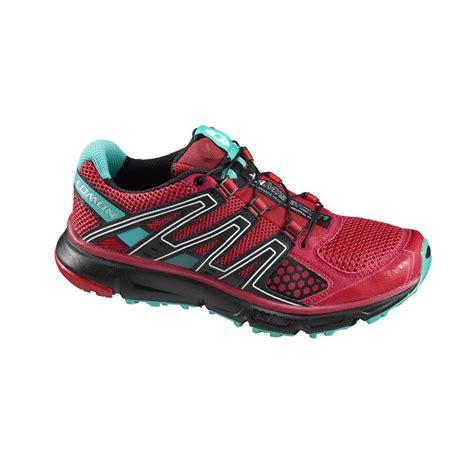 salomon xr running shoes salomon xr mission womens trail running shoes papaya