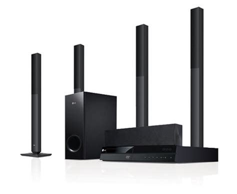 home theatre systems surround sound dht lg