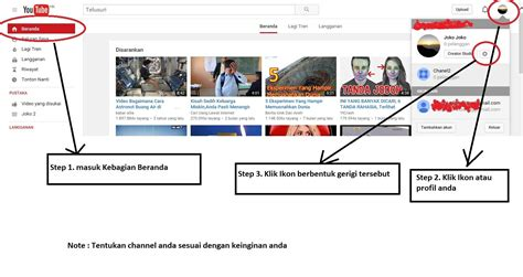 membuat google adsense youtube panduan publisher google adsense youtube