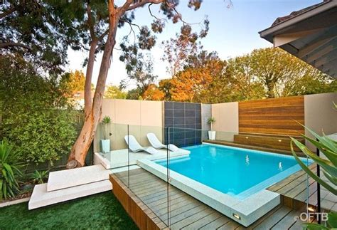 oftb melbourne landscaping pool design construction