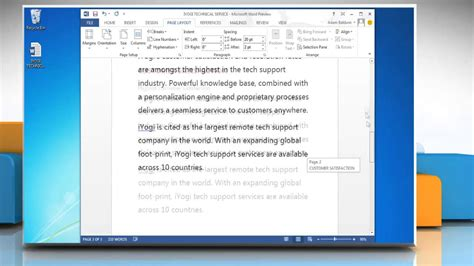 ms word insert section break insert section breaks and page numbering in microsoft