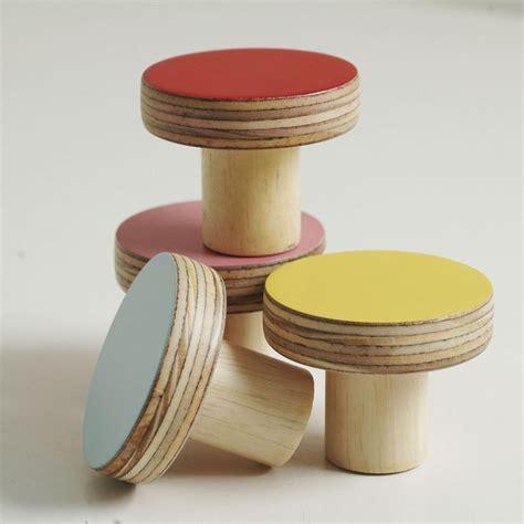 Handmade Homeware - wall knobs by chocolatecreative handmade homewares
