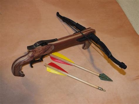 How To Survive Handmade Crossbow - pistol build 2 page 2