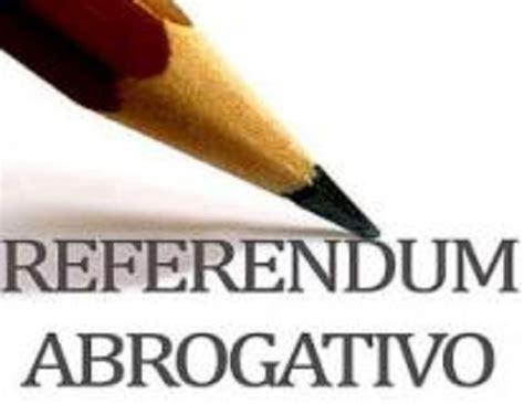 ufficio elettorale comune di firenze referendum 17 aprile attenzione alla scadenza della
