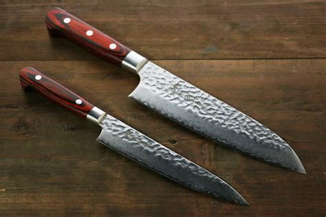 japanese folded steel kitchen knives sakai takayuki 33 layer damascus santoku petty japanese