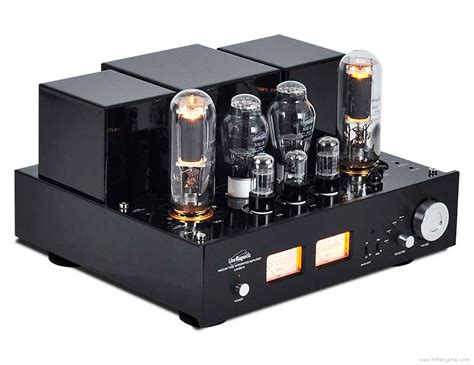 magnetic lm ia integrated tube amplifier