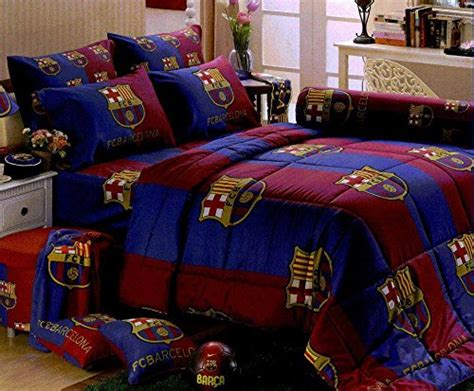barcelona fc bedroom set barcelona football club official licensed bed fitted sheet