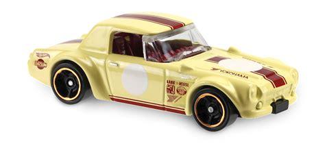 Hotwheels Fairlady 2000 Kuning fairlady 2000 in yellow legends of speed car collector wheels