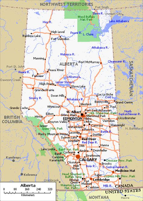 map of bc and alberta canada tallest building map of alberta province pictures
