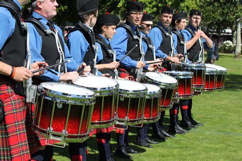 tutorial drum band image gallery scottish drummer