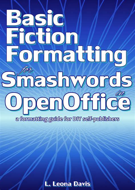 format ebook smashwords smashwords basic fiction formatting for smashwords in
