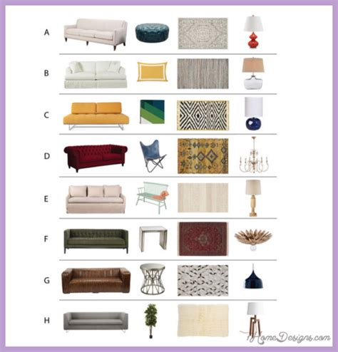 interior decorating style quiz 1homedesigns
