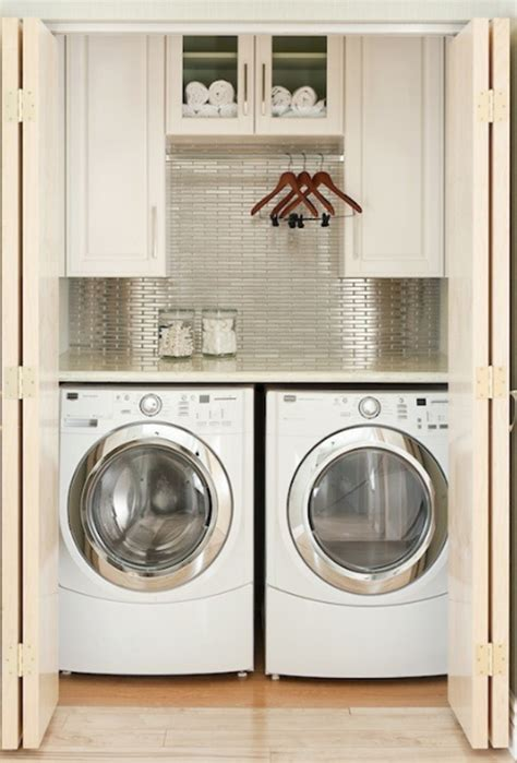 Small Laundry Room Decor Small Utility Room Home Design Elements