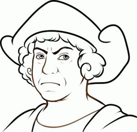 christopher columbus easy biography 17 best images about step by step drawing on pinterest