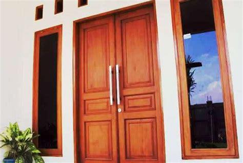 Kayu Multipleks 22 model pintu utama terbaru 2018 desain rumah minimalis 2018