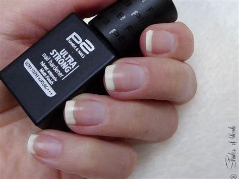 nail hardener nagelpflege mit p2 ultra strong nail hardener erfahrungen