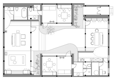 china house design traditional chinese courtyard house floor plan