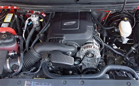 2007 chevrolet silverado engine photo 3