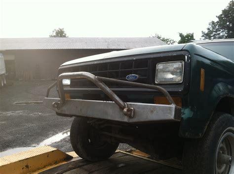 96 ford ranger front bumper elite prerunner front bumper ford ranger 83 92 ford